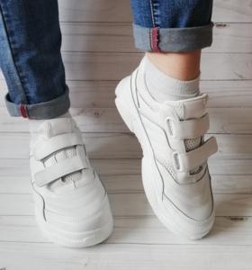 кроссовки на липах