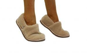 Тапочки-туфли ALTRO ,100% шерсть альпаки