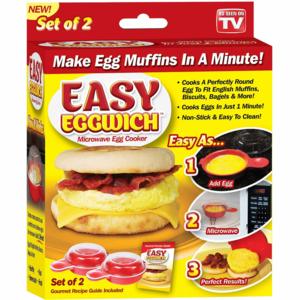 Форма для приготовления яиц в микроволновке Easy