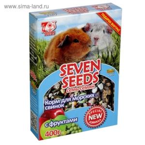 Корм Seven Seeds Special для морских свинок, с фру