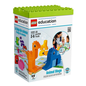 LEGO DUPLO education 45009 Лото с животными.