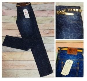 Турецкие джинсы для девочек Egecan