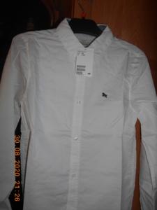 Рубашка школьная (Германия)