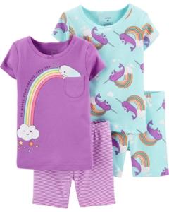 Пижама Carters набор из 2 шт. р-р 4 года