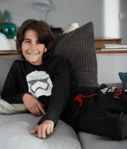 Футболка Star Wars р-р 8 лет
