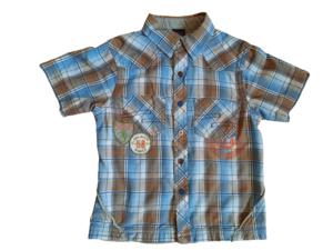 Рубашка Next р-р 2-3 года