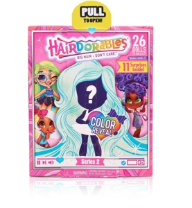 Кукла Hairdorables Surprise Dolls and Accessories