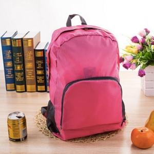 Рюкзак-трансформер супер легкий, цвет розовый