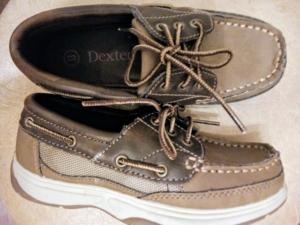 Туфли для мальчика dexter размер 13 (19см)