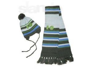 V-Baby. S-27-502 Комплект детский (шапка + шарф)