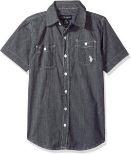 Рубашка U.S. Polo Assn р-р 8 лет