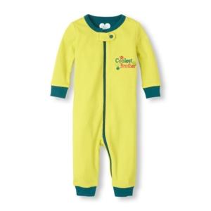Пижама ChildrensPlace р-р 6-12 мес.