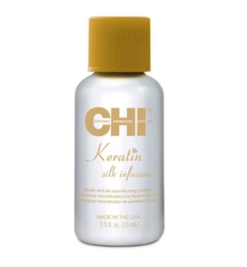 Шелк для волос  Chi Keratin Silk Infusion 15 мл.