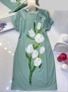 платье как произведения искусства ,размер 46