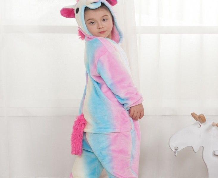 medium-Детские и взрослые пижамы кигуруми ... eb49e9d6d6d60