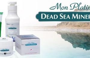medium-Mon Platin - Косметика Мертвого Моря - Израиль