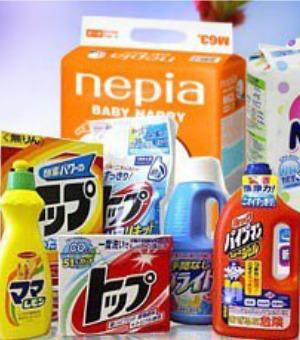 medium-Японская Быт.химия, Косметика, Подгузники