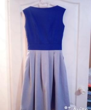 medium-Платье ф.sarafan р.S (42-44), рост 170