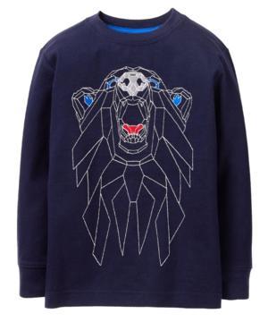 medium-Пуловер Gymboree р-р 5-7 лет