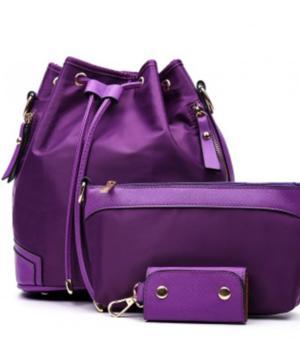 medium-Набор из 3 предметов арт. 2013 цвет фиолетовый