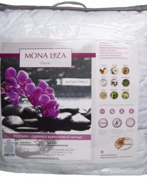 medium-Новое одеяло  Mona Liza Карбоновые нити, р-р Евро