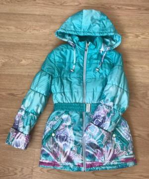 medium-Демисезонная куртка для девочки