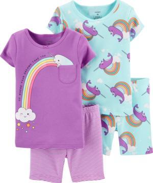 medium-Пижама Carters набор из 2 шт. р-р 4 года