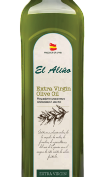 medium-«EL alino», масло оливковое Pure olive oil, 500 мл