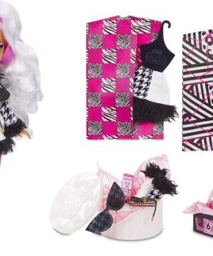 medium-Кукла L.O.L. Surprise Winter Disco Dollie Fashion