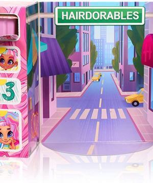 medium-Кукла Hairdorables Surprise Dolls and Accessories