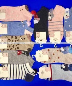 medium-VIETRI носки женские Мордочки с ушками