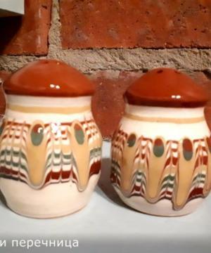 medium-солонка Таволожская керамика