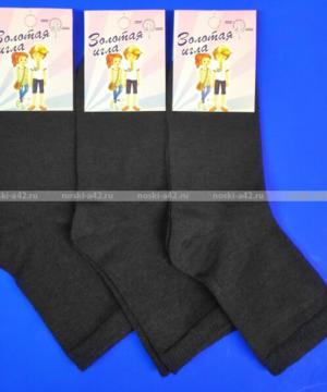 medium-Золотая Игла носки подростковые с-401 с лайкрой се