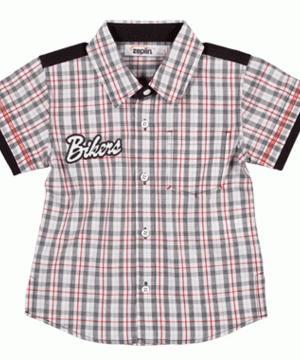 medium-Рубашка Zeplin размер 3 года