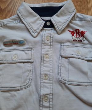 medium-Рубашка Zeplin размер 5 лет