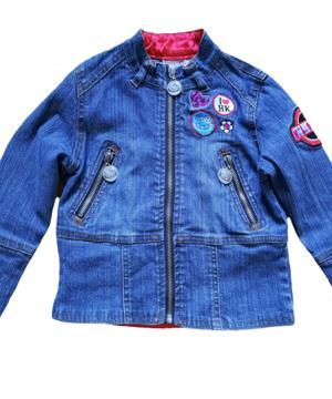 medium-Куртка Hello Kitty размер 4 года